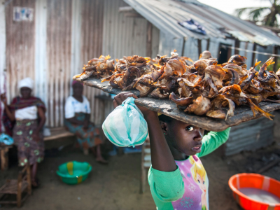 A pitstop on the road to climate resilience in Liberia