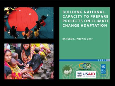 Building National Capacity to Prepare Projects on Climate